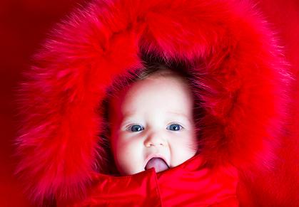 Dětské výrobky s pravou kožešinou mohou obsahovat nadměrné množství škodlivých látek